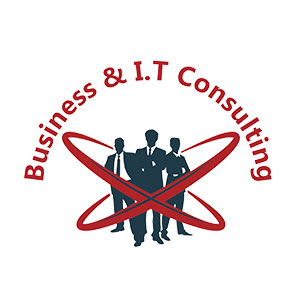 Logo business and it-consulting