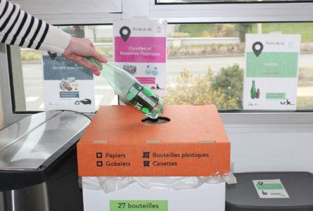 Tri et recyclage Eco Action+